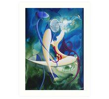 Whispers (1994) Art Print