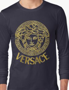 GENUINE VERSACE | 2016 | VERSACE ORIGINAL Long Sleeve T-Shirt