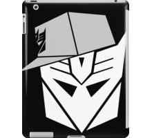 Decepticon Snapback for Darker Products iPad Case/Skin