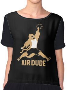 Air Dude Big Lebowski Chiffon Top