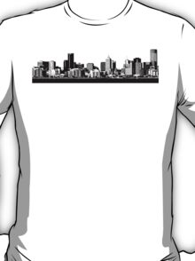 melbourne skyline T-Shirt