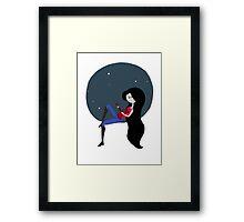 Midnight Melody Framed Print