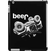 Funny  Beer  4x4 iPad Case/Skin
