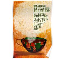 CHRISTMAS - What my #Coffee says to me Poster