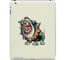 security iPad Case/Skin