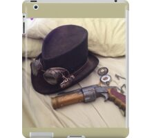 Steampunk iPad Case/Skin
