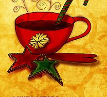 CHRISTMAS - What my #Coffee says to me by catsinthebag