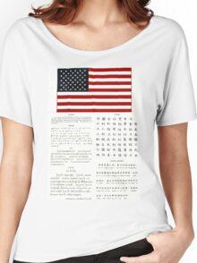 Blood Chit Vietnam Women's Relaxed Fit T-Shirt