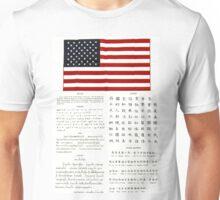 Blood Chit Vietnam Unisex T-Shirt