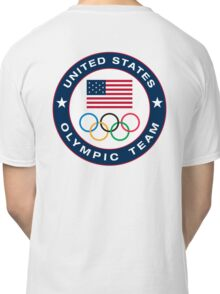 TEAM USA OLYMPICS Classic T-Shirt