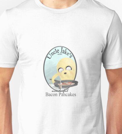 Uncle Jake's Bacon Pancakes Unisex T-Shirt