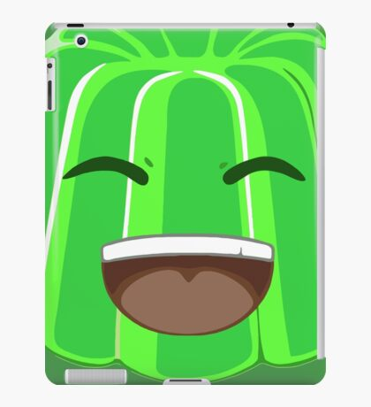 Green Jelly Youtuber vlog iPad Case/Skin