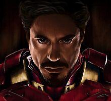 I am Iron Man by tohuwabohus