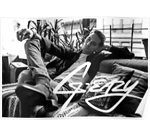 G EAZY Poster