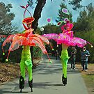 Floriade Flower Ladies by Penny Smith