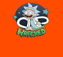 Rick And Morty Wrecked Unisex T-Shirt