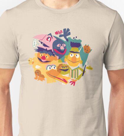 Sesame Street Unisex T-Shirt