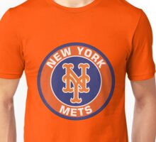 NEW YORK METS LOGO Unisex T-Shirt