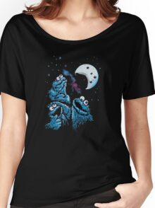 Theere Monster Cookies Women's Relaxed Fit T-Shirt