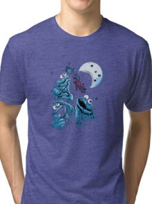 Theere Monster Cookies Tri-blend T-Shirt