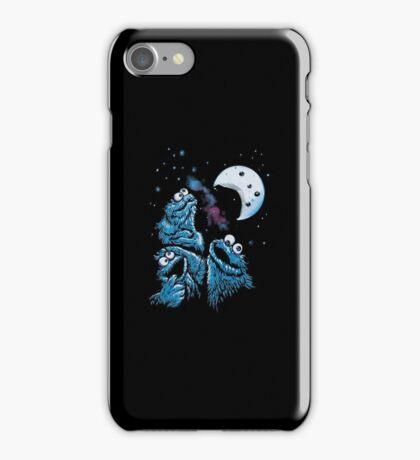 Theere Monster Cookies iPhone Case/Skin
