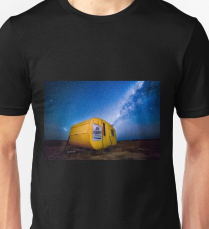 Journey to the Milky Way Unisex T-Shirt
