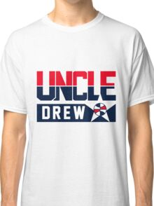 Uncle Drew - Dream Team Tour Tee Classic T-Shirt