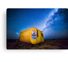 Journey to the Milky Way Canvas Print