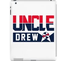 Uncle Drew - Dream Team Tour Tee iPad Case/Skin