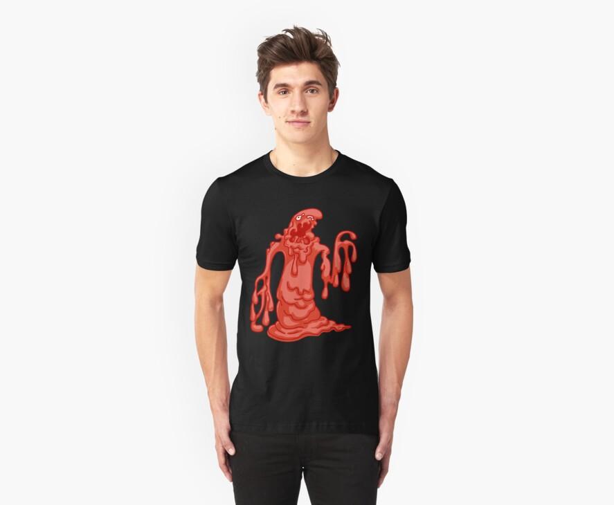 Blobboid™ Red by Trulyfunky