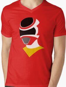 In Space Astro Ranger Mens V-Neck T-Shirt