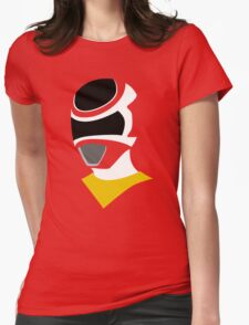 In Space Astro Ranger Womens Fitted T-Shirt