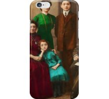 Americana - The Savatsky family iPhone Case/Skin