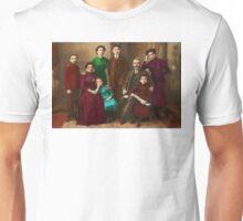 Americana - The Savatsky family Unisex T-Shirt