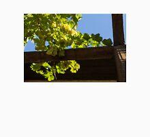 Overhead Grape Harvest - Summertime Dreaming of Fine Wines Unisex T-Shirt