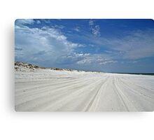 Endless Summer - Island Beach State Park - NJ - USA Canvas Print