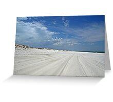 Endless Summer - Island Beach State Park - NJ - USA Greeting Card