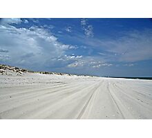 Endless Summer - Island Beach State Park - NJ - USA Photographic Print