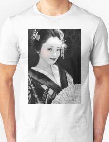 Blossom Geisha  Unisex T-Shirt
