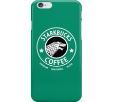 Game of Thrones Starbucks Coffee iPhone Case/Skin