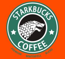 Game of Thrones Starbucks Coffee Kids Clothes