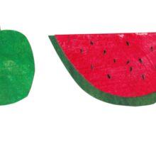 Apples & Watermelons! Sticker