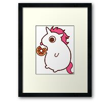 Treats and Sweets Framed Print