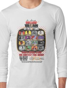 The Evillest Villain Long Sleeve T-Shirt