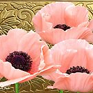Palace Poppies ~ A Royal Display by SummerJade