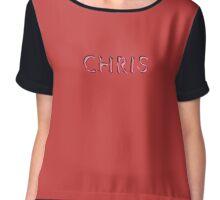 Chris Chiffon Top