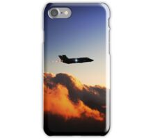 F35 Stealth Silhouette iPhone Case/Skin