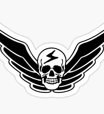 Street Fighter  - Shadaloo  Sticker