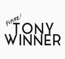 Future Tony Winner Kids Tee