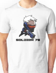 SOLDIER 76 Cute Spray Merchandise Unisex T-Shirt